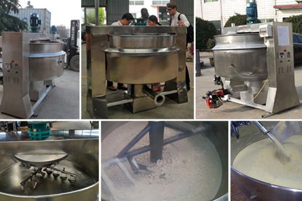 Buy Garri Frying Machine, Cassava Gari Fryer For Sale - China GOODWAY  Manufacturer