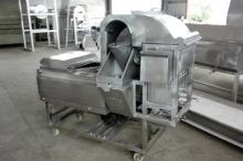 Cassava Chips Cutting Machine