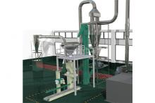 Cassava Flour Machine