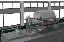 Dewatering and Drying System